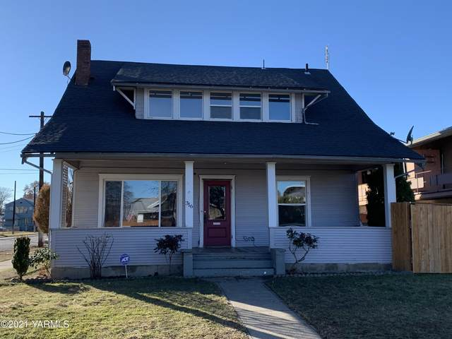 316 S 8th Ave, Yakima, WA 98902 (MLS #21-248) :: Heritage Moultray Real Estate Services