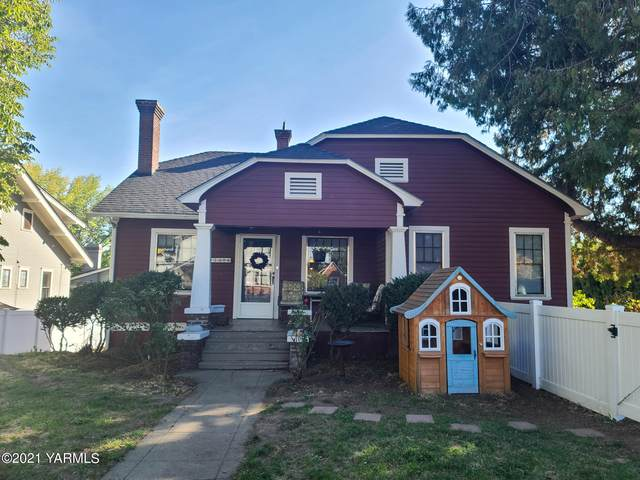 1406 W Chestnut Ave, Yakima, WA 98902 (MLS #21-2487) :: Heritage Moultray Real Estate Services