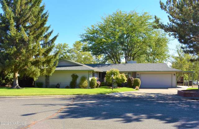 1403 S 49th Pl, Yakima, WA 98908 (MLS #21-2502) :: Heritage Moultray Real Estate Services