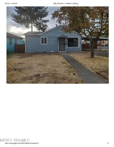 1202 S 7th Ave, Yakima, WA 98902 (MLS #21-2513) :: Heritage Moultray Real Estate Services