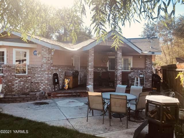 1004 N Naches Ave, Yakima, WA 98901 (MLS #21-2517) :: Amy Maib - Yakima's Rescue Realtor