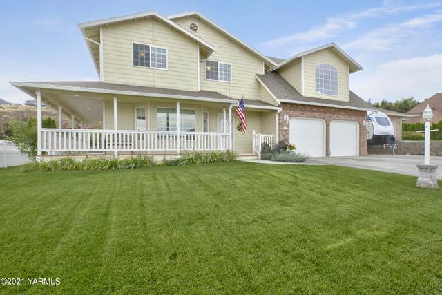 1204 W Yakima Ave, Selah, WA 98942 (MLS #21-2526) :: Heritage Moultray Real Estate Services
