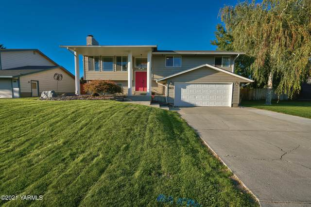 4805 Castleview Dr, Yakima, WA 98908 (MLS #21-2529) :: Heritage Moultray Real Estate Services