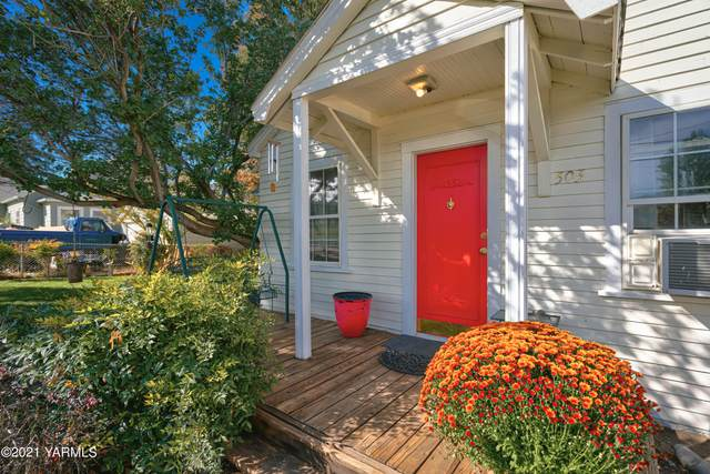 505 W Fremont Ave, Selah, WA 98942 (MLS #21-2531) :: Heritage Moultray Real Estate Services