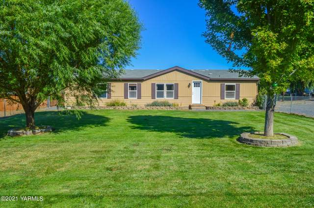 301 Wise Acre Rd, Yakima, WA 98901 (MLS #21-2534) :: Heritage Moultray Real Estate Services