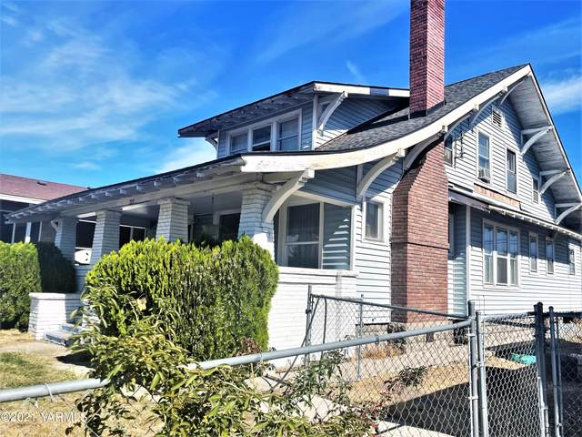 209 S 4th St, Yakima, WA 98901 (MLS #21-2535) :: Heritage Moultray Real Estate Services