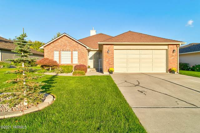 213 S 70th Ave, Yakima, WA 98908 (MLS #21-2544) :: Heritage Moultray Real Estate Services