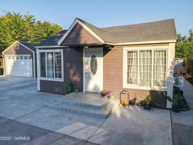 1411 S 14th Ave, Yakima, WA 98902 (MLS #21-2558) :: Amy Maib - Yakima's Rescue Realtor