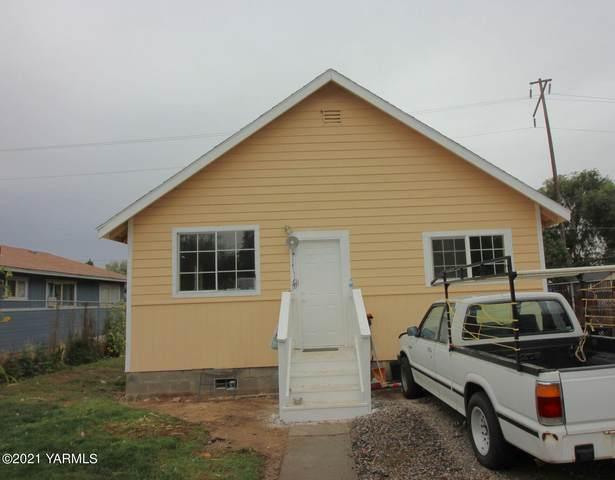 205 W Elizabeth St, Wapato, WA 98951 (MLS #21-2574) :: Amy Maib - Yakima's Rescue Realtor