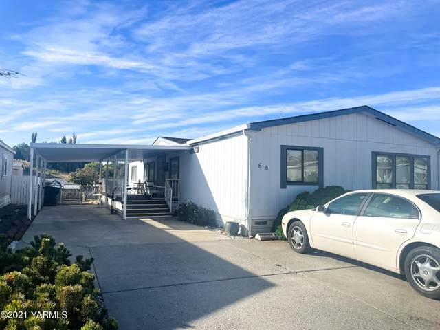 1100 S Euclid St #68, Grandview, WA 98930 (MLS #21-2581) :: Amy Maib - Yakima's Rescue Realtor