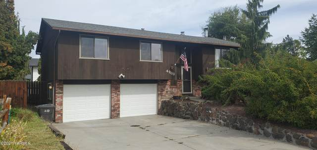 4703 Clinton Way, Yakima, WA 98908 (MLS #21-2586) :: Heritage Moultray Real Estate Services