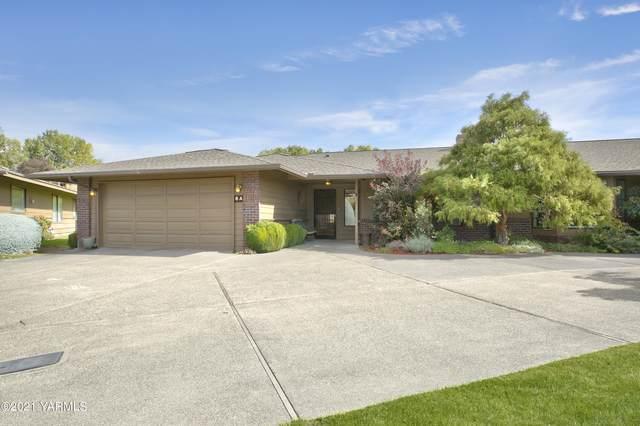 101 N 48th Ave 6-A, Yakima, WA 98908 (MLS #21-2592) :: Amy Maib - Yakima's Rescue Realtor