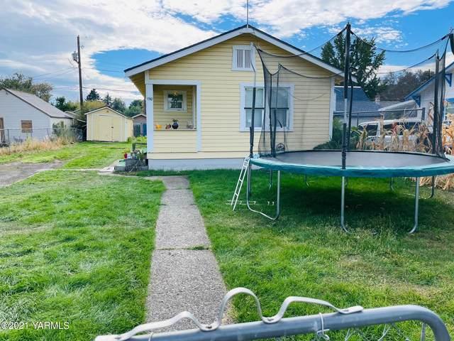 1510 Garfield Ave, Yakima, WA 98902 (MLS #21-2596) :: Amy Maib - Yakima's Rescue Realtor
