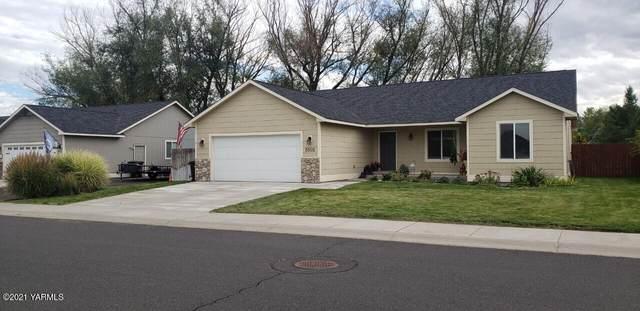 5502 W Whitman St, Yakima, WA 98903 (MLS #21-2601) :: Heritage Moultray Real Estate Services