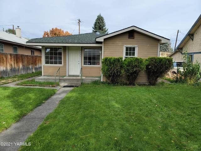 1535 Mckinley Ave, Yakima, WA 98902 (MLS #21-2602) :: Amy Maib - Yakima's Rescue Realtor
