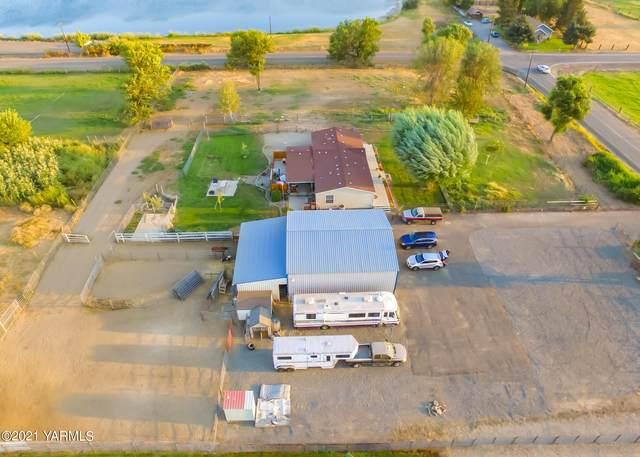 551 Buena Loop Rd, Zillah, WA 98953 (MLS #21-2608) :: Amy Maib - Yakima's Rescue Realtor