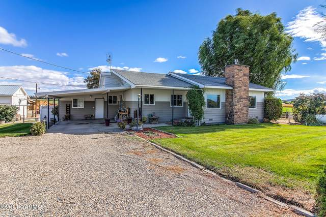 1621 N Outlook Rd, Outlook, WA 98938 (MLS #21-2616) :: Amy Maib - Yakima's Rescue Realtor