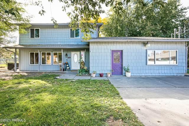 60 Poulin Rd, Selah, WA 98942 (MLS #21-2654) :: Amy Maib - Yakima's Rescue Realtor