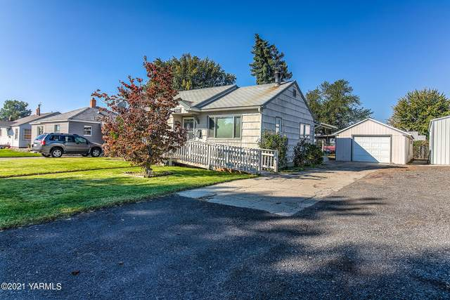 2604 S 4th St, Union Gap, WA 98903 (MLS #21-2662) :: Heritage Moultray Real Estate Services