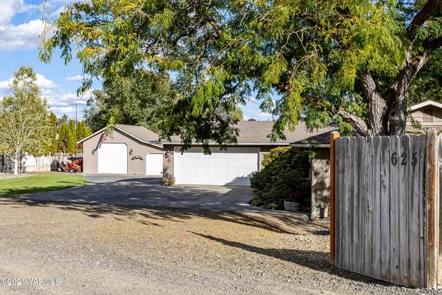 625 S 74th Ave, Yakima, WA 98908 (MLS #21-2678) :: Heritage Moultray Real Estate Services