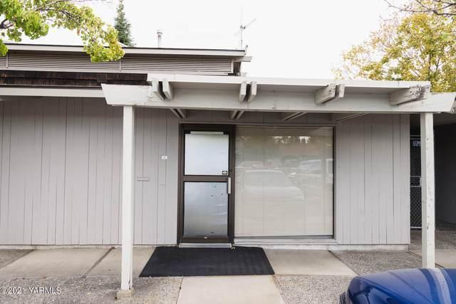 11 N 11th Ave #105, Yakima, WA 98902 (MLS #21-2679) :: Amy Maib - Yakima's Rescue Realtor
