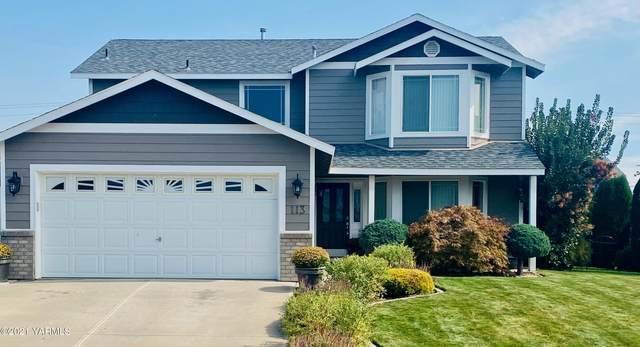 113 Nugget St, Moxee, WA 98936 (MLS #21-2689) :: Amy Maib - Yakima's Rescue Realtor