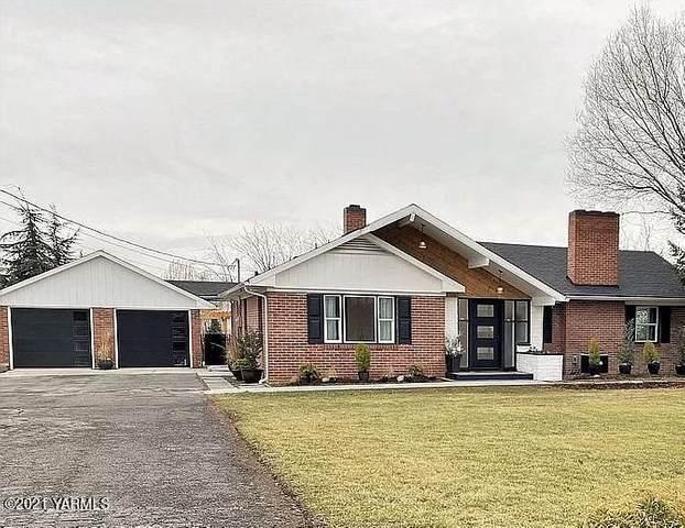 5302 W Lincoln Ave, Yakima, WA 98908 (MLS #21-269) :: Nick McLean Real Estate Group