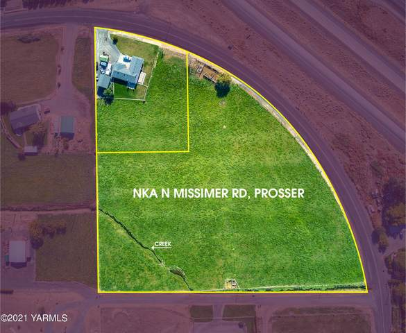 NKA N Missimer Rd, Prosser, WA 99350 (MLS #21-2690) :: Heritage Moultray Real Estate Services