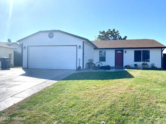 136 Northstone Pky, Zillah, WA 98953 (MLS #21-2708) :: Amy Maib - Yakima's Rescue Realtor