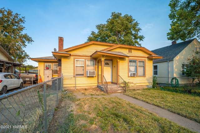 913 S 3rd Ave, Yakima, WA 98902 (MLS #21-2713) :: Amy Maib - Yakima's Rescue Realtor