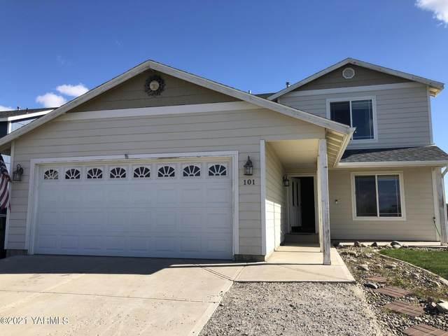 101 N Glacier St, Moxee, WA 98936 (MLS #21-2727) :: Amy Maib - Yakima's Rescue Realtor