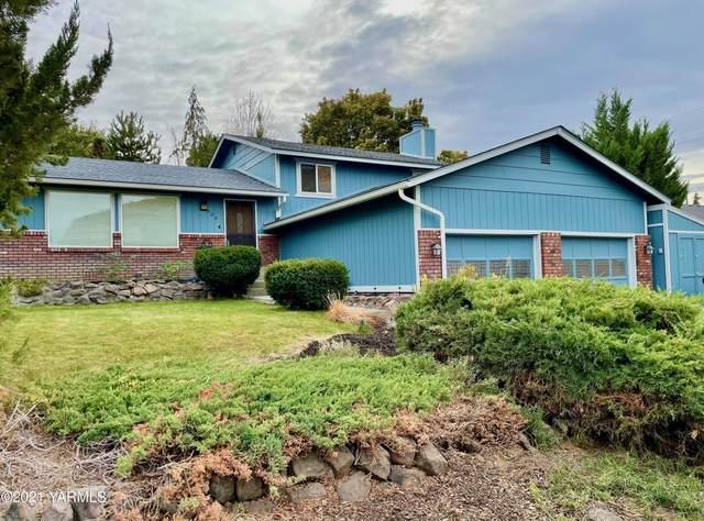 906 W 5th Ave, Selah, WA 98942 (MLS #21-2732) :: Amy Maib - Yakima's Rescue Realtor