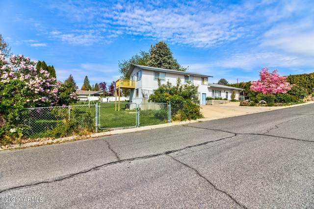 410 N 62nd Ave, Yakima, WA 98908 (MLS #21-2736) :: Heritage Moultray Real Estate Services