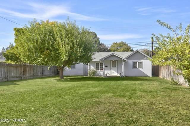 612 S 16th Ave, Yakima, WA 98902 (MLS #21-2740) :: Amy Maib - Yakima's Rescue Realtor