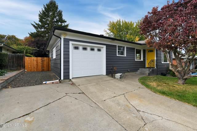 314 N 31st Ave, Yakima, WA 98902 (MLS #21-2750) :: Amy Maib - Yakima's Rescue Realtor