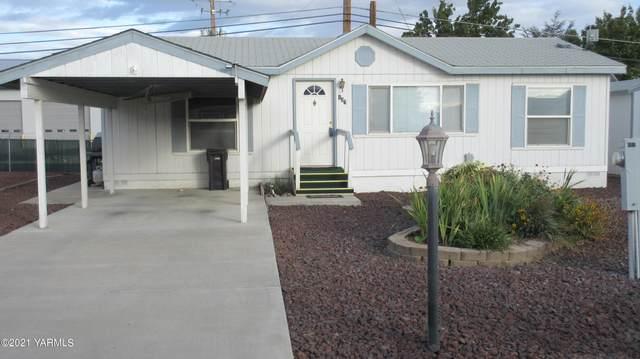 18 W Washington Ave #137, Yakima, WA 98903 (MLS #21-2757) :: Amy Maib - Yakima's Rescue Realtor