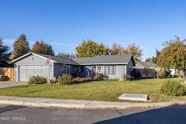 1508 S 70th Ave, Yakima, WA 98908 (MLS #21-2761) :: Amy Maib - Yakima's Rescue Realtor