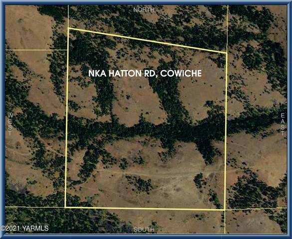 NKA Hatton Rd, Naches, WA 98937 (MLS #21-2763) :: Heritage Moultray Real Estate Services