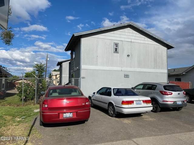 621 N 5th Ave, Yakima, WA 98902 (MLS #21-2783) :: Amy Maib - Yakima's Rescue Realtor