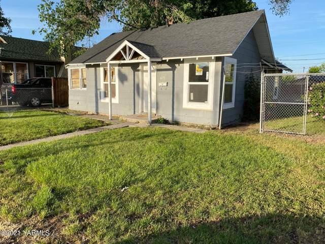623 N 5th Ave, Yakima, WA 98902 (MLS #21-2785) :: Amy Maib - Yakima's Rescue Realtor