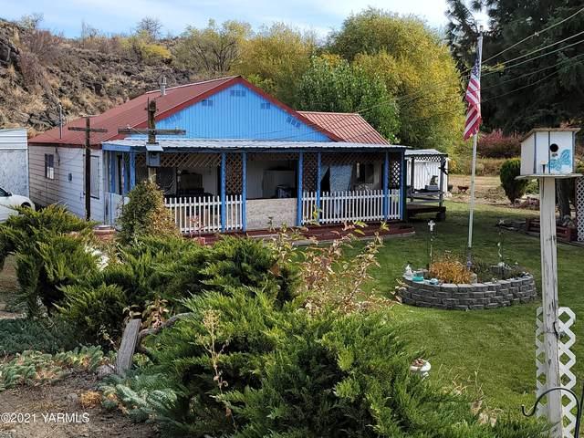541 Weikel Rd, Yakima, WA 98908 (MLS #21-2794) :: Amy Maib - Yakima's Rescue Realtor
