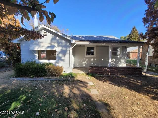1417 Jefferson Ave, Yakima, WA 98902 (MLS #21-2798) :: Amy Maib - Yakima's Rescue Realtor