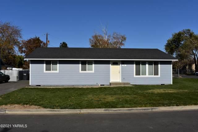201 Clover Pl, Moxee, WA 98936 (MLS #21-2801) :: Amy Maib - Yakima's Rescue Realtor