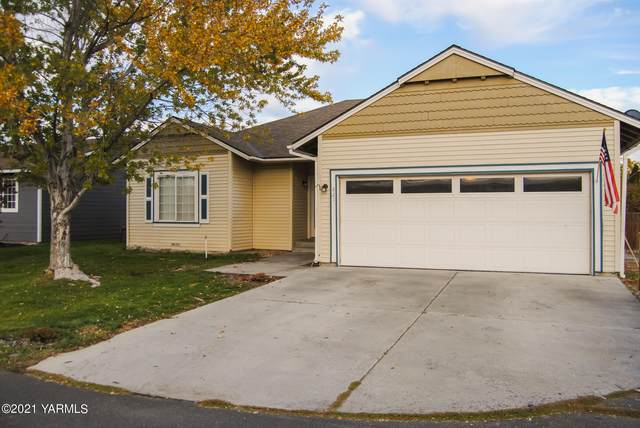 821 NW Sunburst Ct, Moses Lake, WA 98837 (MLS #21-2809) :: Heritage Moultray Real Estate Services