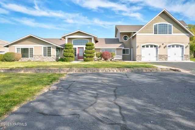 5921 Terrace Heights Dr, Yakima, WA 98901 (MLS #21-2811) :: Amy Maib - Yakima's Rescue Realtor