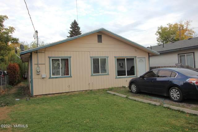 1003 N Naches Ave, Yakima, WA 98901 (MLS #21-2825) :: Amy Maib - Yakima's Rescue Realtor