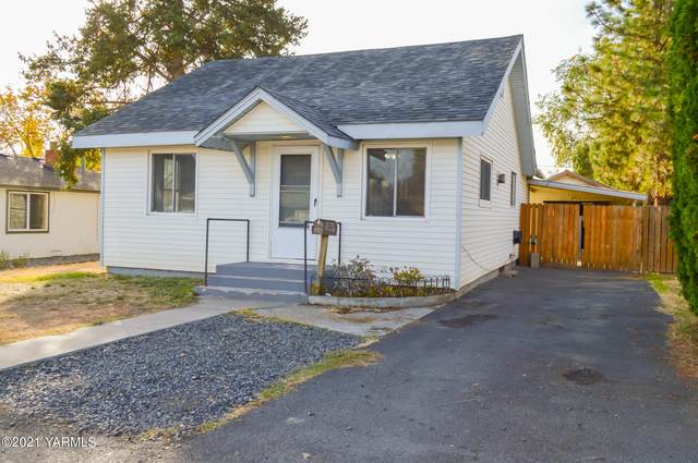 114 E Home Ave, Selah, WA 98942 (MLS #21-2843) :: Heritage Moultray Real Estate Services