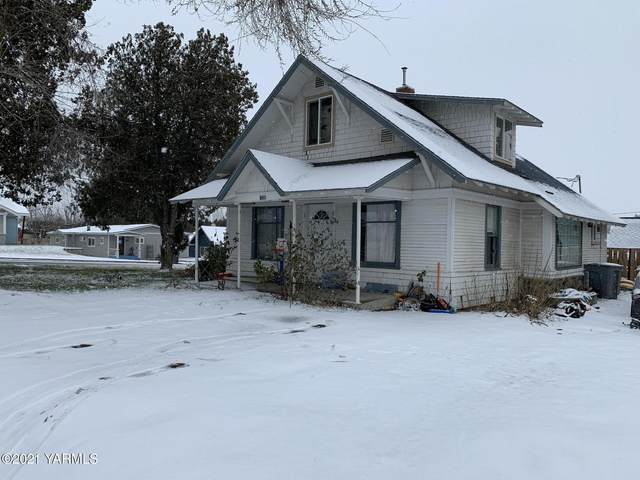 109 8th St, Zillah, WA 98953 (MLS #21-290) :: Amy Maib - Yakima's Rescue Realtor