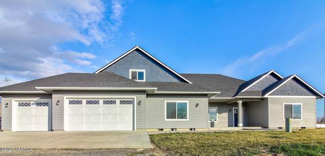105 Panorama Dr, Yakima, WA 98901 (MLS #21-305) :: Candy Lea Stump | Keller Williams Yakima Valley