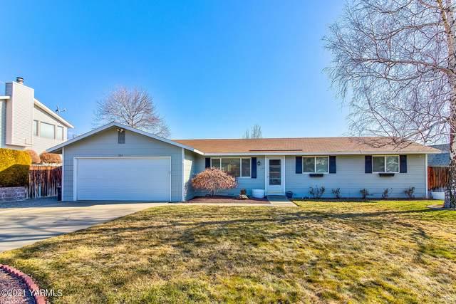 207 S 57th St, Yakima, WA 98901 (MLS #21-306) :: Candy Lea Stump | Keller Williams Yakima Valley